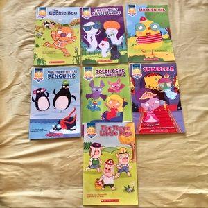 Fairy tale emergent reader bundle